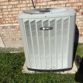 air conditioner installation fort worth tx