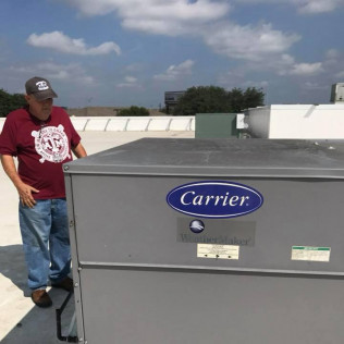 hvac service fort worth tx